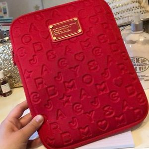 Marc by Marc Jacobs iPad case!